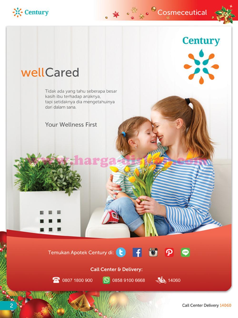 Katalog Promo Century Pharma Terbaru Desember 2018 Harga Promo