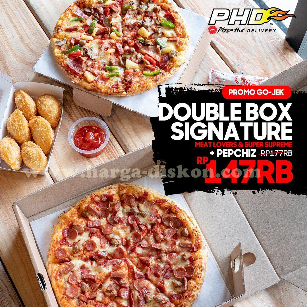 Lihat promo PIZZA HUT lainnya, KLIK BANNER di BAWAH ini